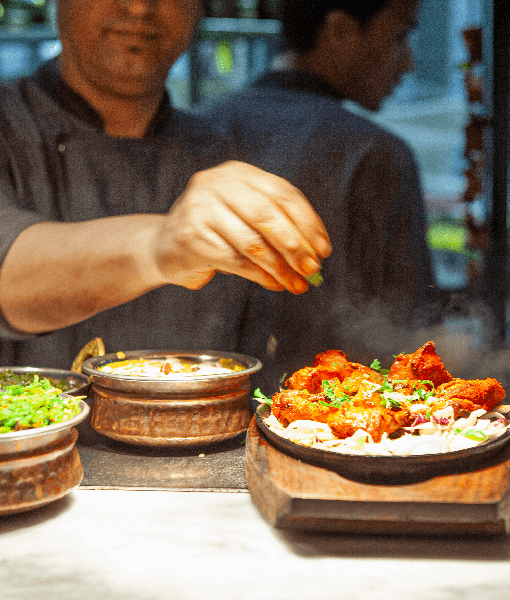 best indian food in malta